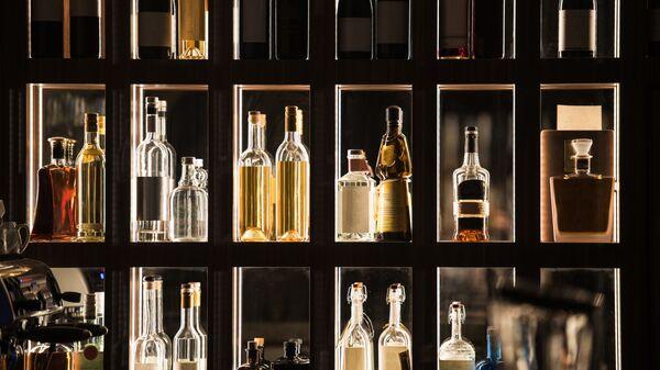 Alkohol - Sputnik Česká republika