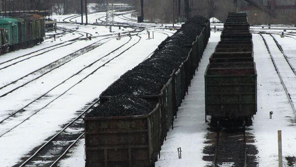 Blokáda v Donbasu - Sputnik Česká republika