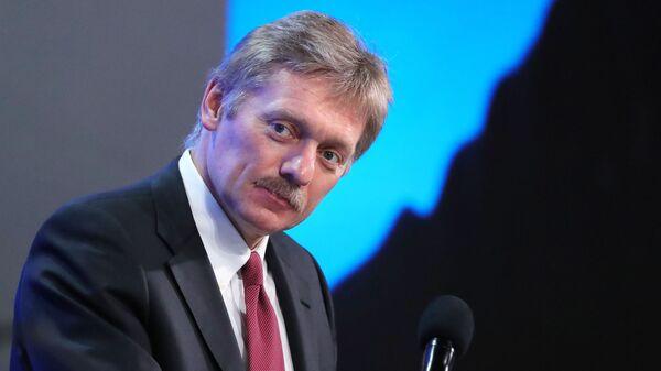 Tiskový tajemník ruského prezidenta Dmitrij Peskov - Sputnik Česká republika