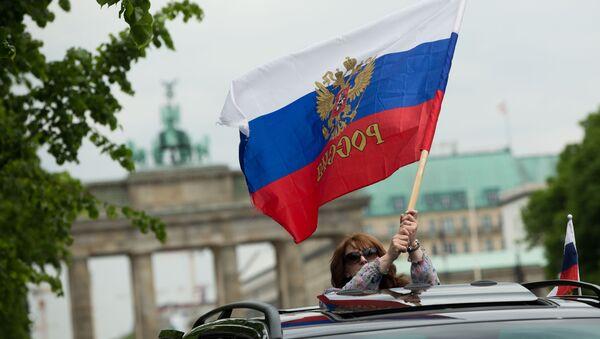 Brandenburská brána v Berlíně. Ilustrační foto - Sputnik Česká republika