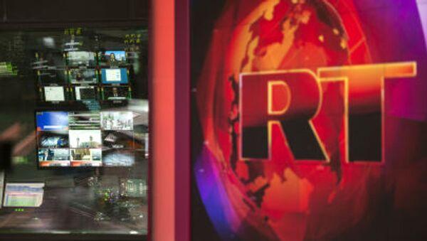 Televize Russia Today - Sputnik Česká republika
