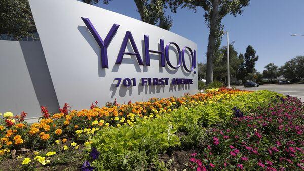 Kancelář Yahoo - Sputnik Česká republika
