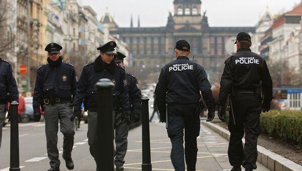 Čeští policisté - Sputnik Česká republika