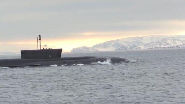 Ministerstvo obrany předvedlo obtížnou službu námořníků ponorek - Sputnik Česká republika