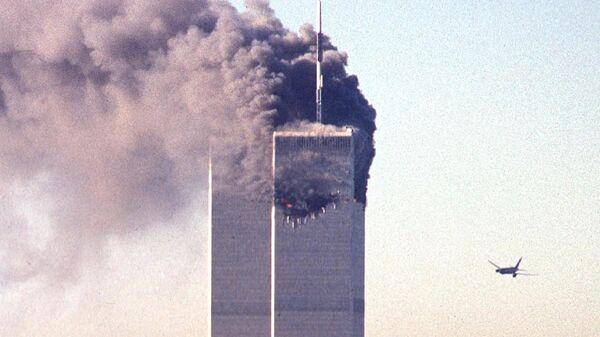 Útok z 11. září 2001v New Yorku - Sputnik Česká republika