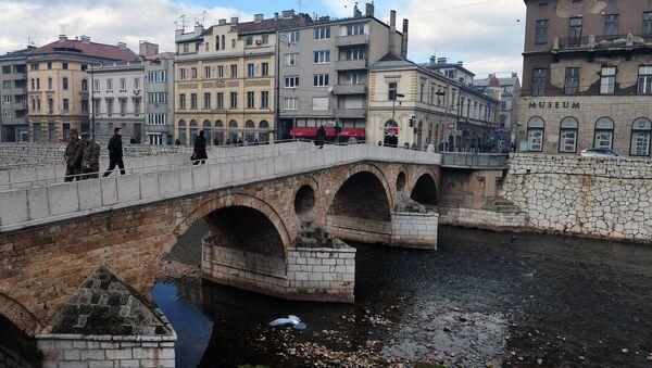 Sarajevo - Sputnik Česká republika