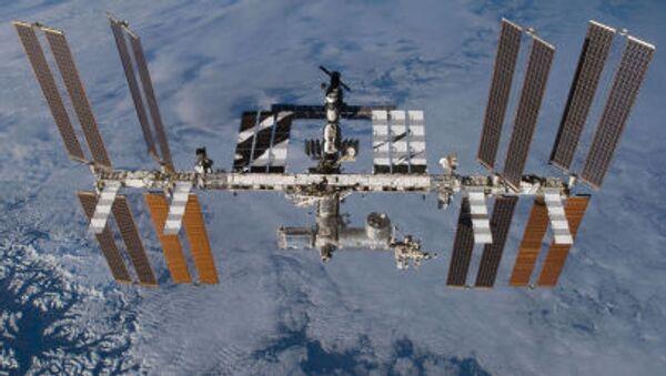 Международная космическая станция - Sputnik Česká republika