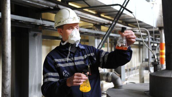 Těžba uranu v Rusku - Sputnik Česká republika