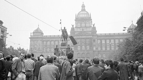 Praha 1968 - Sputnik Česká republika