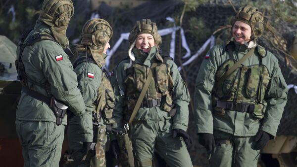 Polské ozbrojené síly - Sputnik Česká republika