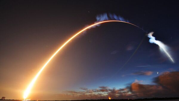 Raketa Atlas V - Sputnik Česká republika