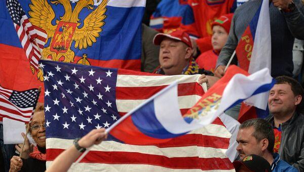 Hokejový zápas - Sputnik Česká republika