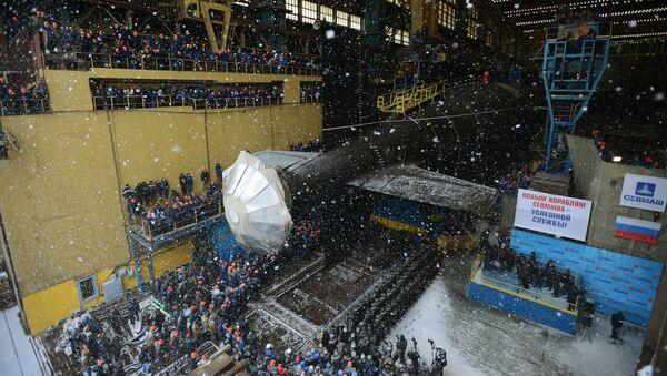 Atomová ponorka Kazaň - Sputnik Česká republika
