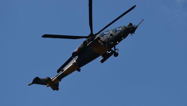 Vrtulník TAI T129 Atak - Sputnik Česká republika