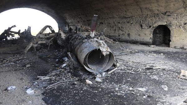 Následky útoku USA - Sputnik Česká republika