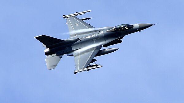 F-16 USA - Sputnik Česká republika