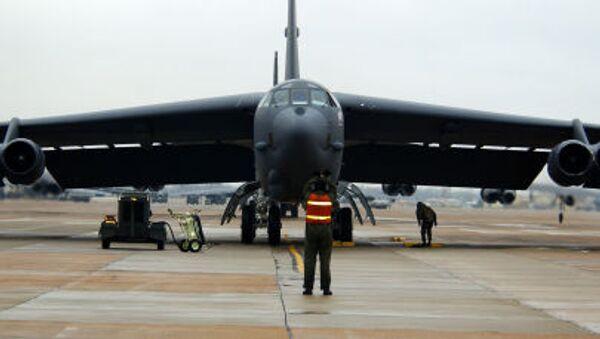 Strategický bombardér B-52 - Sputnik Česká republika