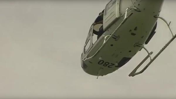 Vrtulník - Sputnik Česká republika