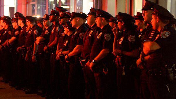 Policie v USA - Sputnik Česká republika