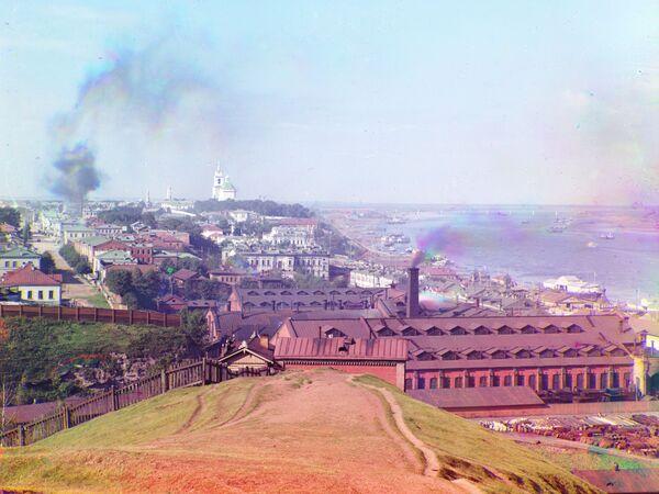 Ruská říše na prvních barevných fotografiích - Sputnik Česká republika