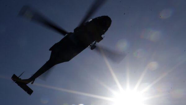 Vrtulník  Black Hawk - Sputnik Česká republika