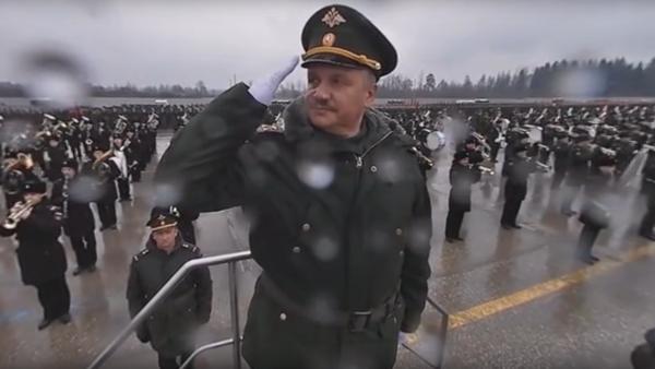 Zkouška vojenské přehlídky na počest 72. výročí ukončení Velké vlastenecké války - Sputnik Česká republika