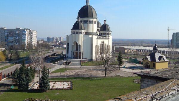 Červonohrad - Sputnik Česká republika