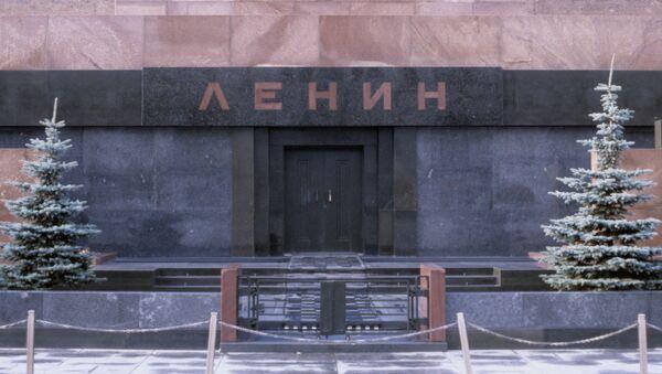 Leninovo mauzoleum  - Sputnik Česká republika