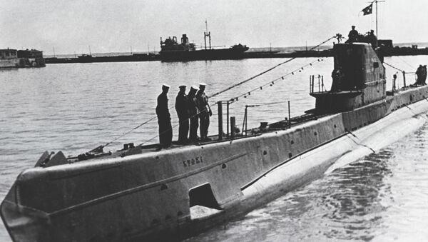 Ponorka třídy Šč - Sputnik Česká republika