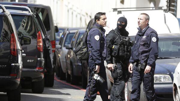 Policie ve Francii - Sputnik Česká republika