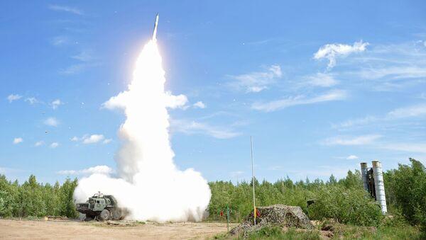 Raketové střelby prostředků PVO - Sputnik Česká republika