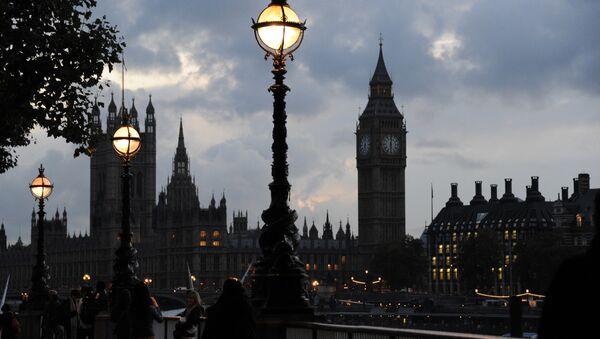 Londýn - Sputnik Česká republika