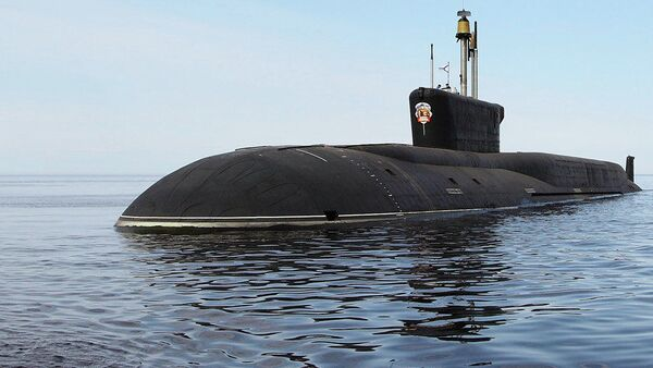 Atomová ponorka - Sputnik Česká republika