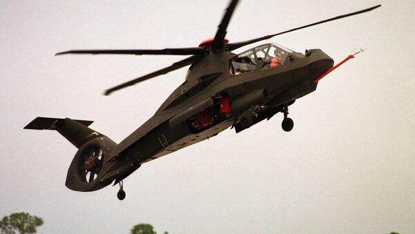Vrtulník Sikorsky RAH-66 Comanche - Sputnik Česká republika
