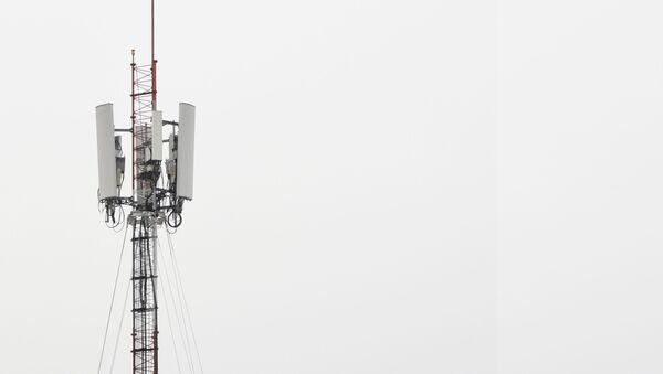 Vysílací věž - Sputnik Česká republika