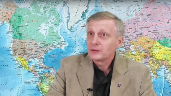 Rozhovor s Pjakinem - Sputnik Česká republika