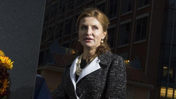 První dáma Ukrajiny Marina Porošenková - Sputnik Česká republika