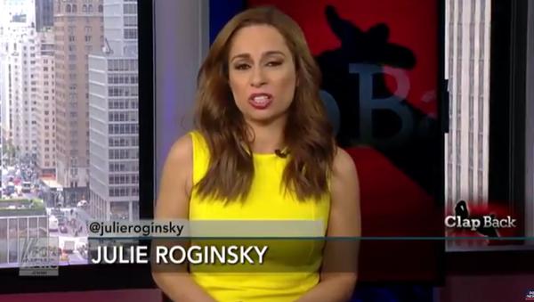 """Moderátorka Fox News promluvila rusky v očekávání """"příchodu pánů"""" - Sputnik Česká republika"""