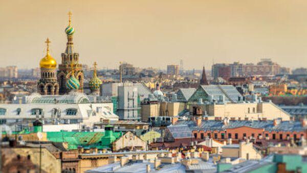Сhrám Vzkříšení Ježíše Krista v Petrohradu - Sputnik Česká republika