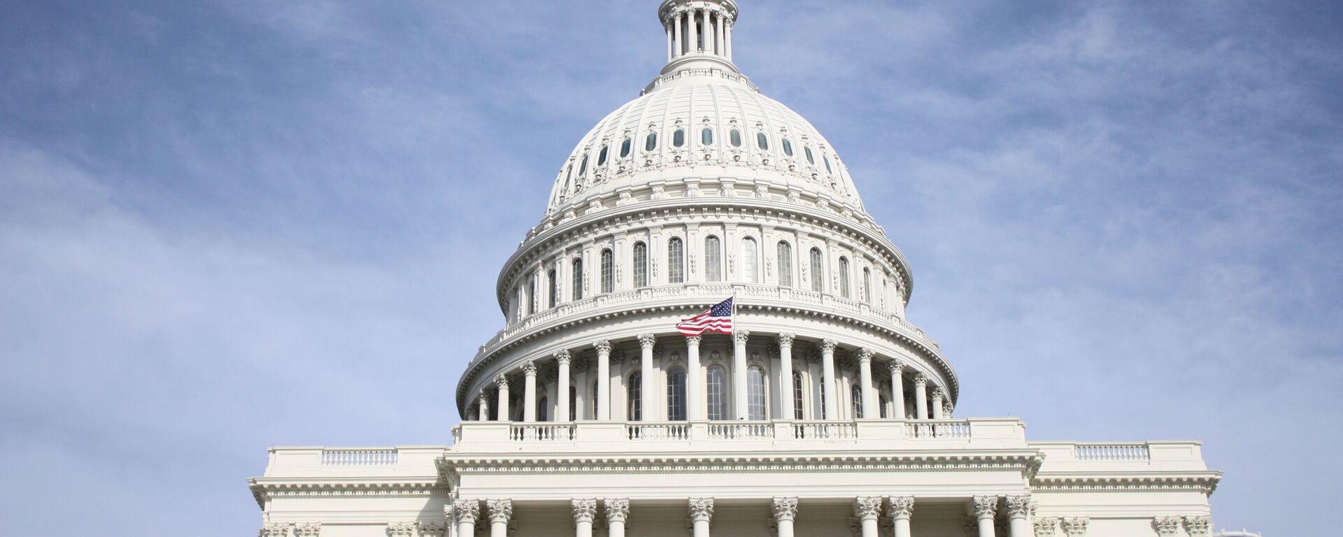 Kongres USA  - Sputnik Česká republika, 1920, 16.09.2021