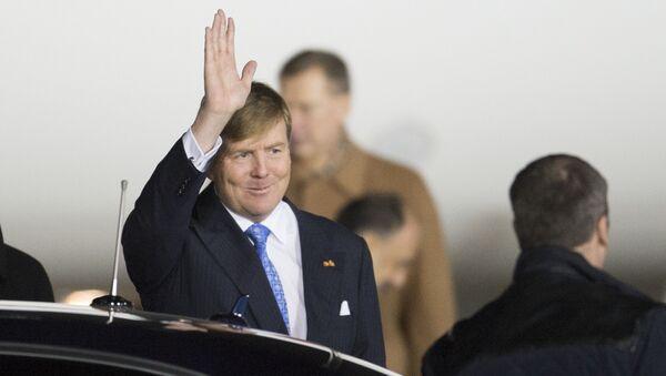 Nizozemský král Willem-Alexander - Sputnik Česká republika