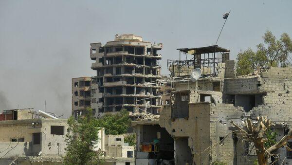V předměstí Damaška - Sputnik Česká republika