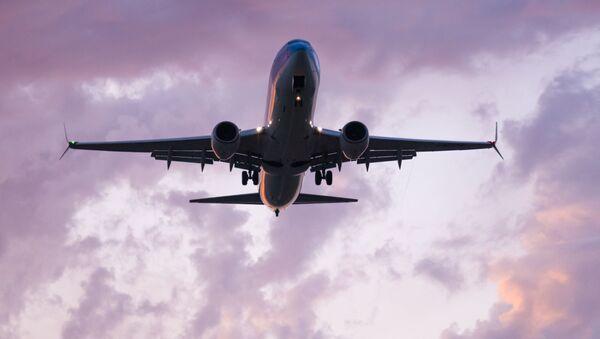 Letadlo na nebi. Ilustrační foto - Sputnik Česká republika