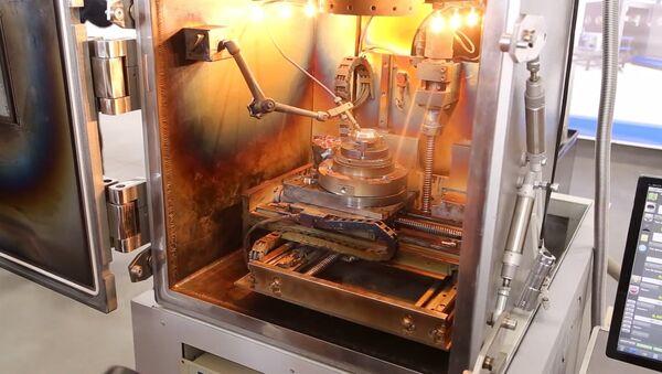 Vysokorychlostní 3D tiskárna - Sputnik Česká republika