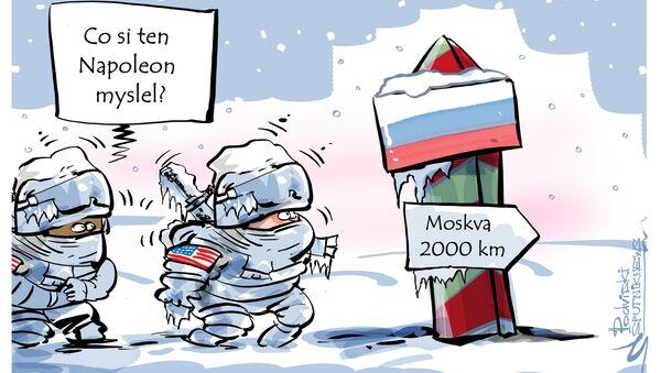 Ruský mrazák - Sputnik Česká republika