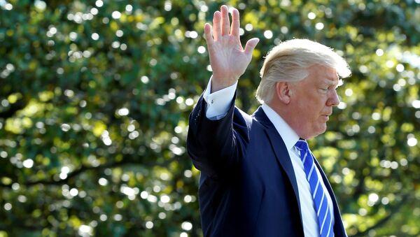 Donald Trump - Sputnik Česká republika