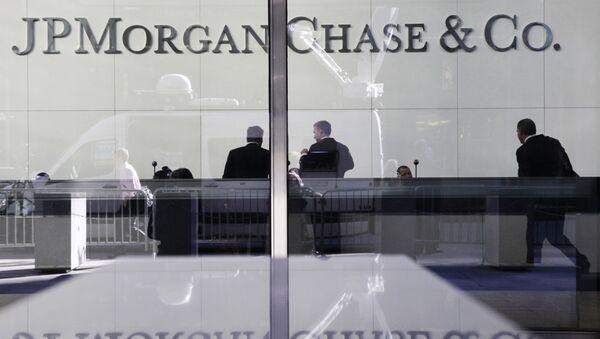 JP Morgan Chase - Sputnik Česká republika