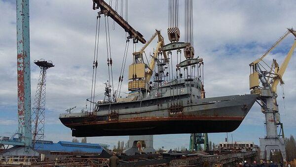 Potápěčská loď U700 - Sputnik Česká republika