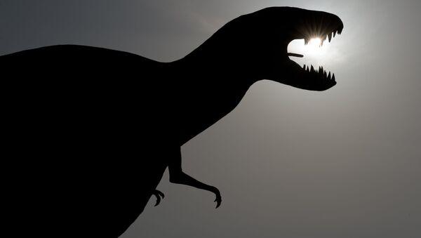 Model dinosauru v Německu - Sputnik Česká republika