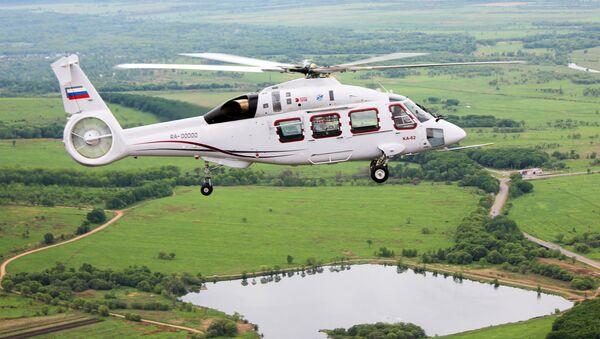 Vrtulník Ka-62 - Sputnik Česká republika